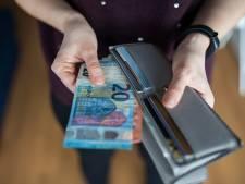 Les paiements en espèces diminuent en Belgique