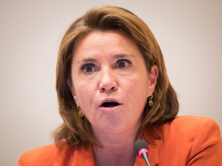 Heidi De Pauw, directeur van Child Focus. Beeld BELGA