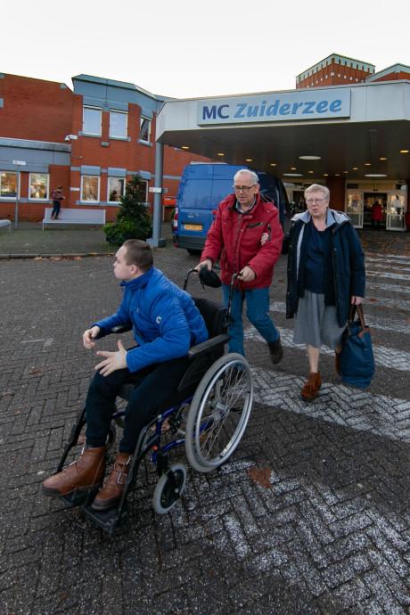 Militaire operatie voor opening St Jansdal Lelystad:  15.000 patiënten krijgen telefoontje of brief