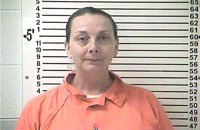 Connie Lynn Allen (52), alias Moeder Maria.