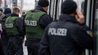 Grote actie tegen Duitse rechts-extremisten van Blood & Honour