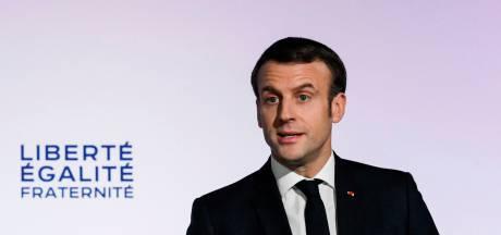 Macron gaat buitenlandse imams weren