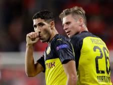 Dortmund countert naar winst in Praag, Napoli speelt doelpuntloos gelijk