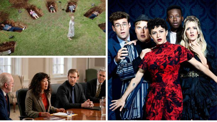 Deze veelbelovende films en series kluisteren je aan de buis