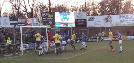 Kwartet goals Brakke voor Staphorst tegen NSC: 6-0
