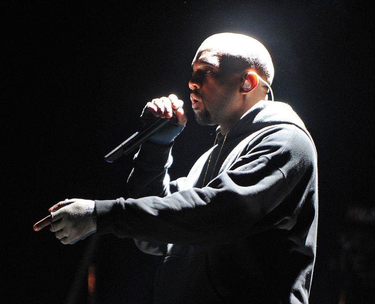 Kanye West in New York vorige maand. Beeld PHOTO_NEWS