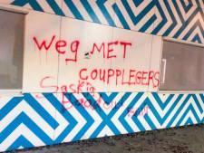 Haga Lyceum doet aangifte om graffitibekladding