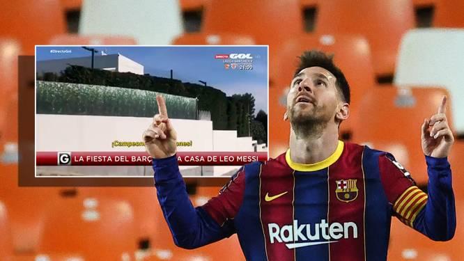 Barça-spelers coronavrij richting clash met Atlético na veelbesproken barbecue