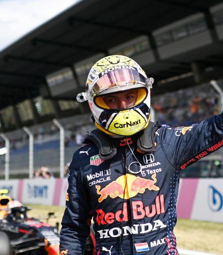 Troisième pole consécutive pour Max Verstappen