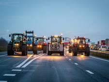Politie waarschuwt boeren: 'Niet met trekker de snelweg op'