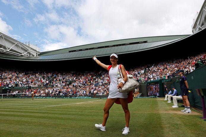 Emma Raducanu, la sensation de Wimbledon 2021.