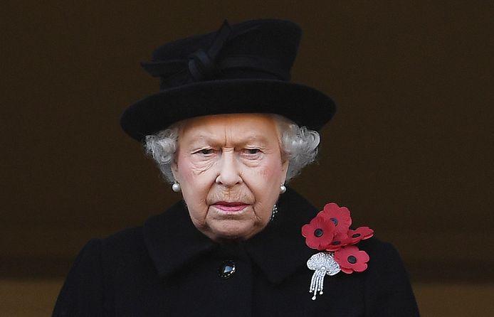 Britise Queen Elizabeth II