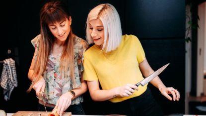 """Oostendse Charlot en Charlotte smijten zich in Mijn Keuken Mijn Restaurant: """"We tonen dat gezond ook lekker kan zijn"""""""