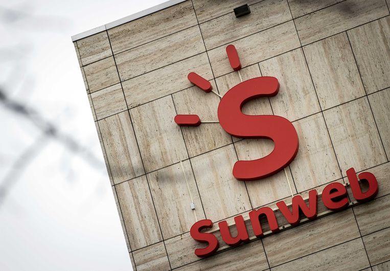 Het hoofdkantoor van Sunweb.  Beeld ANP