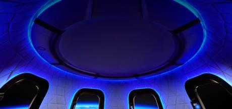 Bod van 2 miljoen euro op stoel eerste toeristische vlucht naar de ruimte: wie biedt meer?