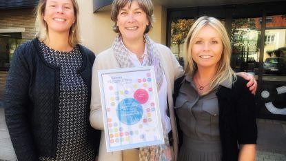 Elfdorpen krijgt award voor kidspetanquetornooi