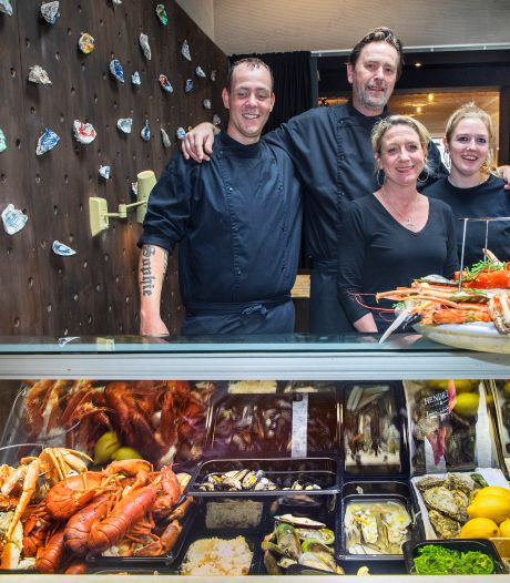 Hendriks Fish & Drinks is een sympathieke zaak waar de smaak van de zee in ere wordt gelaten