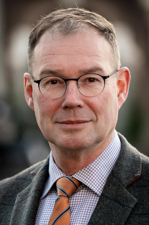 Boxtels burgemeester Ronald van Meygaarden.
