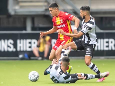 GA Eagles houdt zich aardig staande, maar verliest tweede oefenduel wel van Heracles