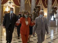 Congres zegt voor 660 miljard steun aan bedrijven VS toe