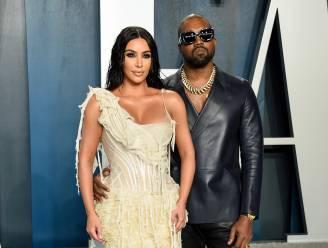 """Kim Kardashian zet ex Kanye West in de bloemetjes op verjaardag: """"Ik zal altijd van je houden"""""""