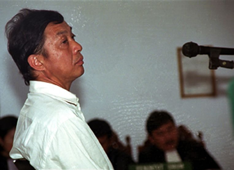 Ang Kiem Soei Beeld REUTERS