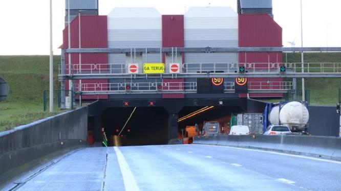 Liefkenshoektunnel vannacht afgesloten voor wegenwerken