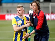 Cluzona-trainer Van der Sloot blij met loting: 'SteDoCo is een behoorlijke naam in de regio'