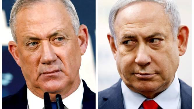 Gantz en Netanyahu bereiken weer geen akkoord over eenheidsregering