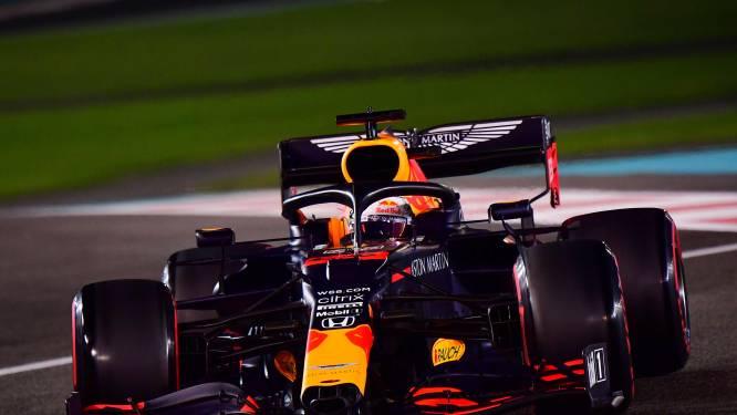 Première pole de la saison pour Verstappen