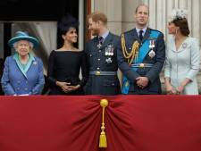 'Crisisoverleg binnen paleis na interview Harry en Meghan'