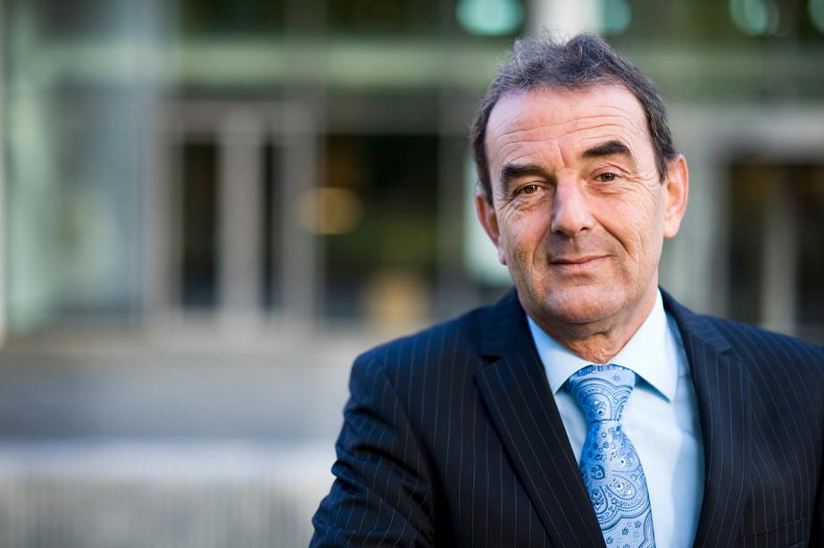 burgemeester Nol Kleijngeld van Waalwijk