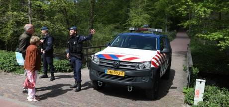 Omgeving bij paleis Huis ten Bosch ontruimd vanwege verdachte situatie