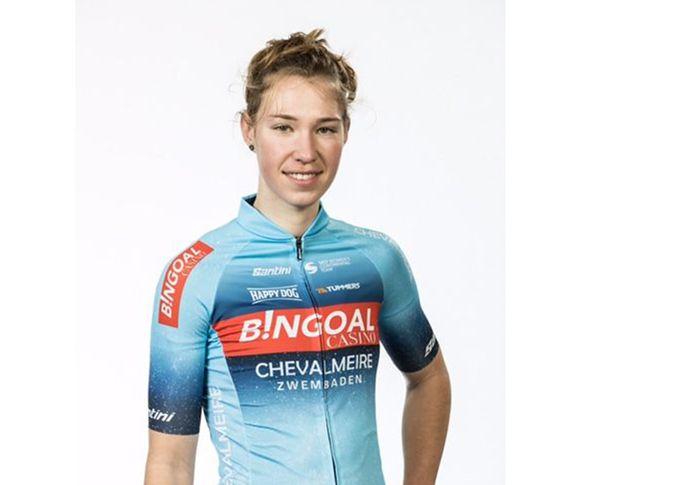 Nathalie Bex begint in de Omloop aan haar seizoen.