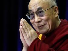 Cinquième visite du Dalaï-Lama à Huy le 24 mai