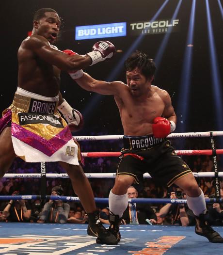 Pacquiao daagt Mayweather uit na verdedigen wereldtitel