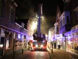 Brandweer redt baby bij brand in uitgaanscentrum Naaldwijk