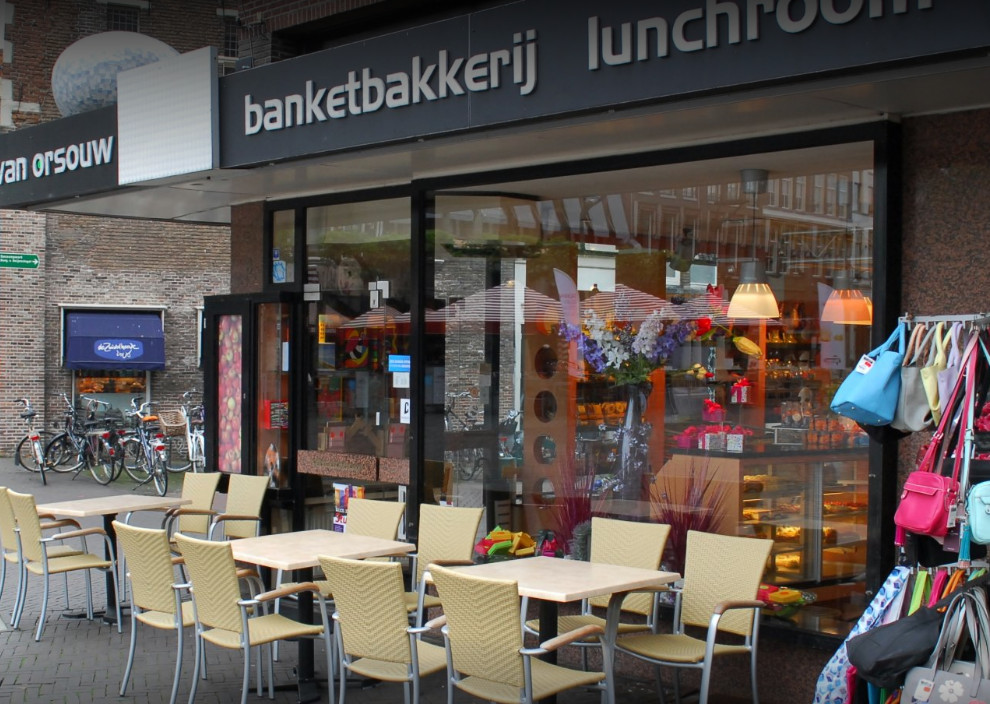 Bakkerij Van Orsouw in Zwolle