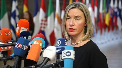 Ook EU keurt aangekondigde Turkse militaire offensief in Noord-Syrië af