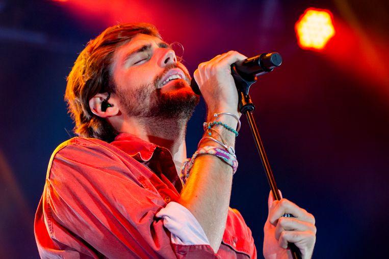 Het eerstvolgende optreden van Soler in Nederland staat op 11 maart in de agenda, in 013 in Tilburg Beeld NurPhoto via Getty Images