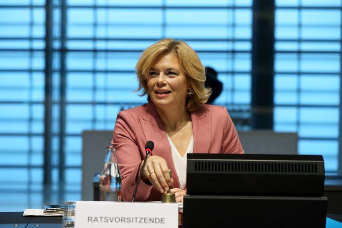 Julia Klöckner, ministre allemande de l'Agriculture