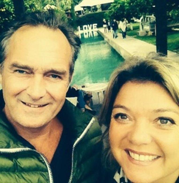 Ruud van Egmond en Marije Hendriksen volgden zes ondernemers van de World of Foods voor hun realityserie, die op Nederland 2 wordt uitgezonden. Beeld Privéfoto