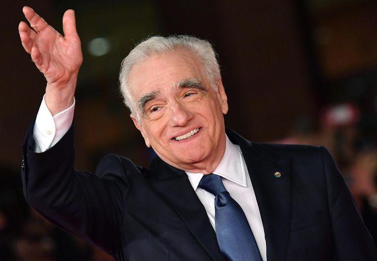 Martin Scorsese  Beeld EPA