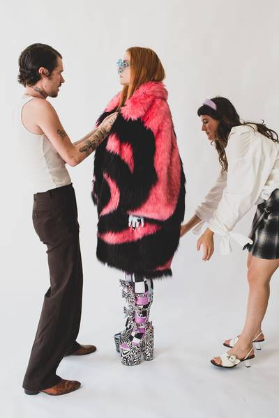 "Lady Gaga schittert in jas van Antwerpse modestudente: ""Dit overtreft alles"""