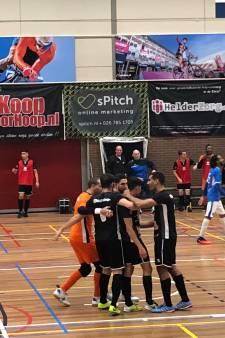Soepele zege Futsal Apeldoorn