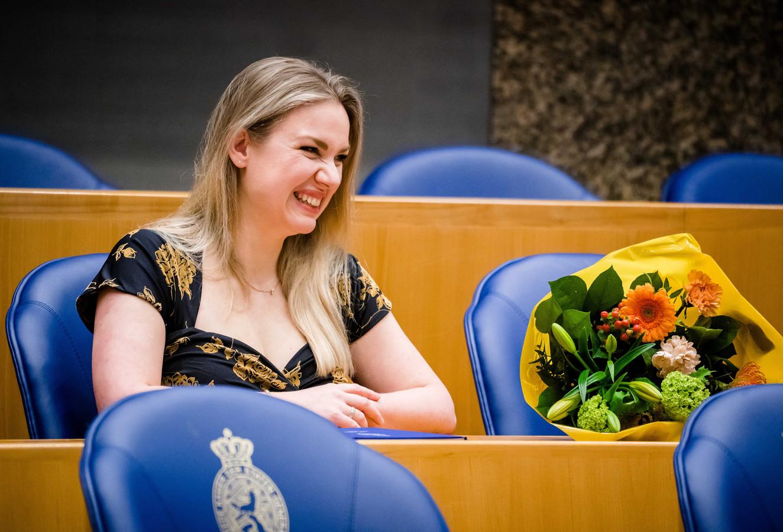 Femke Merel van Kooten-Arissen.
