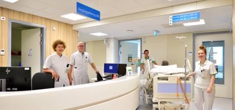 Zucht van verlichting in ziekenhuis na sluiten Covid-afdeling: 'Het was zwaar maar 't heeft ons ook wat gebracht'