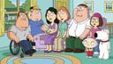 Het satirische 'Family Guy'.