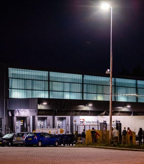 Verdacht pakketje bij postsorteercentrum in Tilburg blijkt vals alarm, bedrijf tijdelijk ontruimd