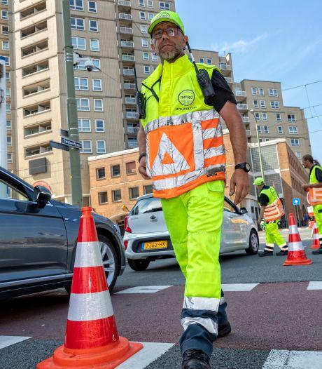 Mooi weer zorgt voor drukte: parkeren op Scheveningen kan niet meer